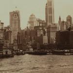 NYC skyline 1931-33