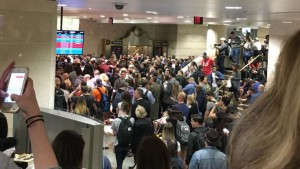 Penn Station delays